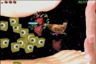 The Chickening - Video Game Screenshot