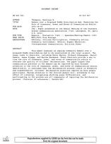 ERIC - ERIC ED451561: Debate over a Proposed FedEx Distribution Hub: Examining the Role of Consensus, Power and Norms of Communication Ethics.