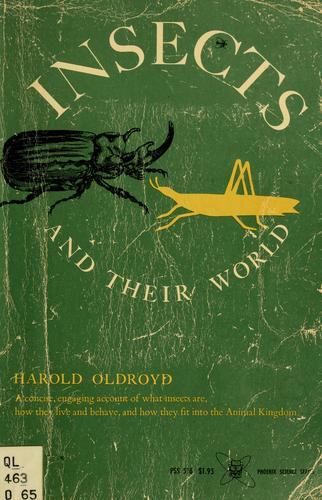 Download Insects and their world.