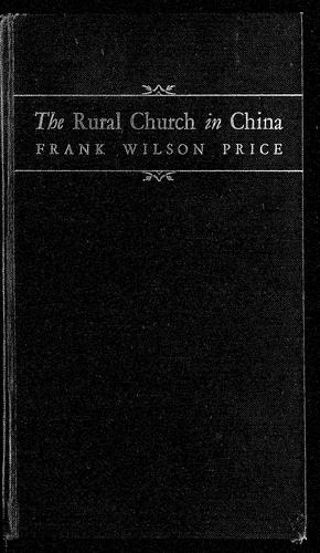 Download The rural church in China