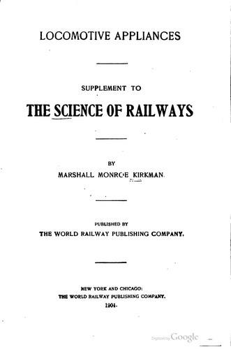 The science of railways.