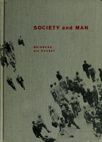 Download Society and man