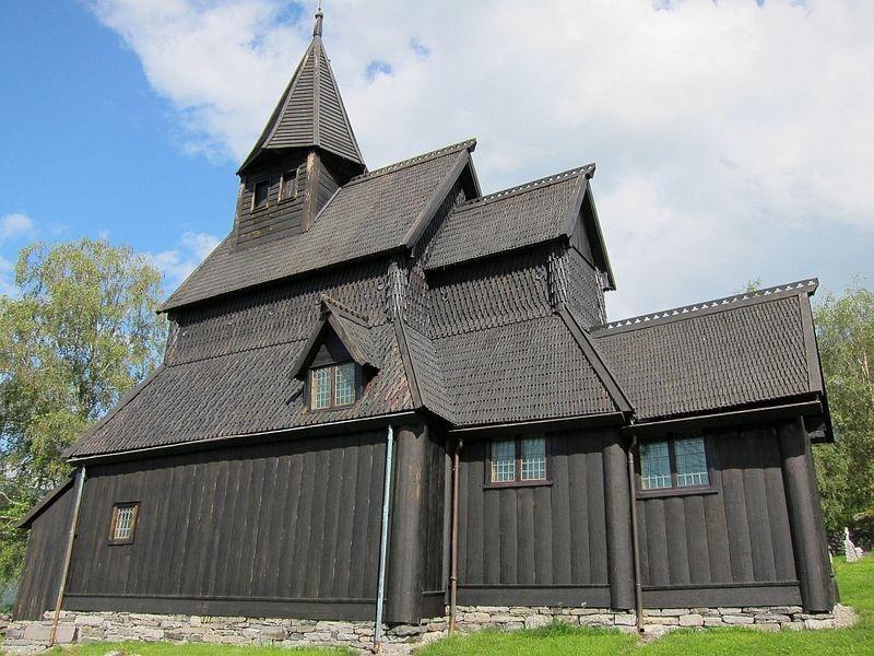 Stavkirke, as igrejas medievais da Noruega