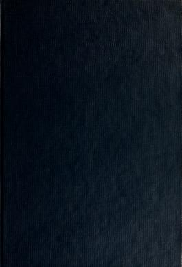 Cover of: Archives of the London-Dutch church. by London. Dutch Reformed Church.