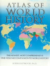 Cover of: Atlas of World History |
