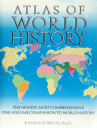Atlas of World History by
